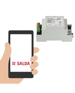 Salda MB Gateway to Connect to Network - AHU000269